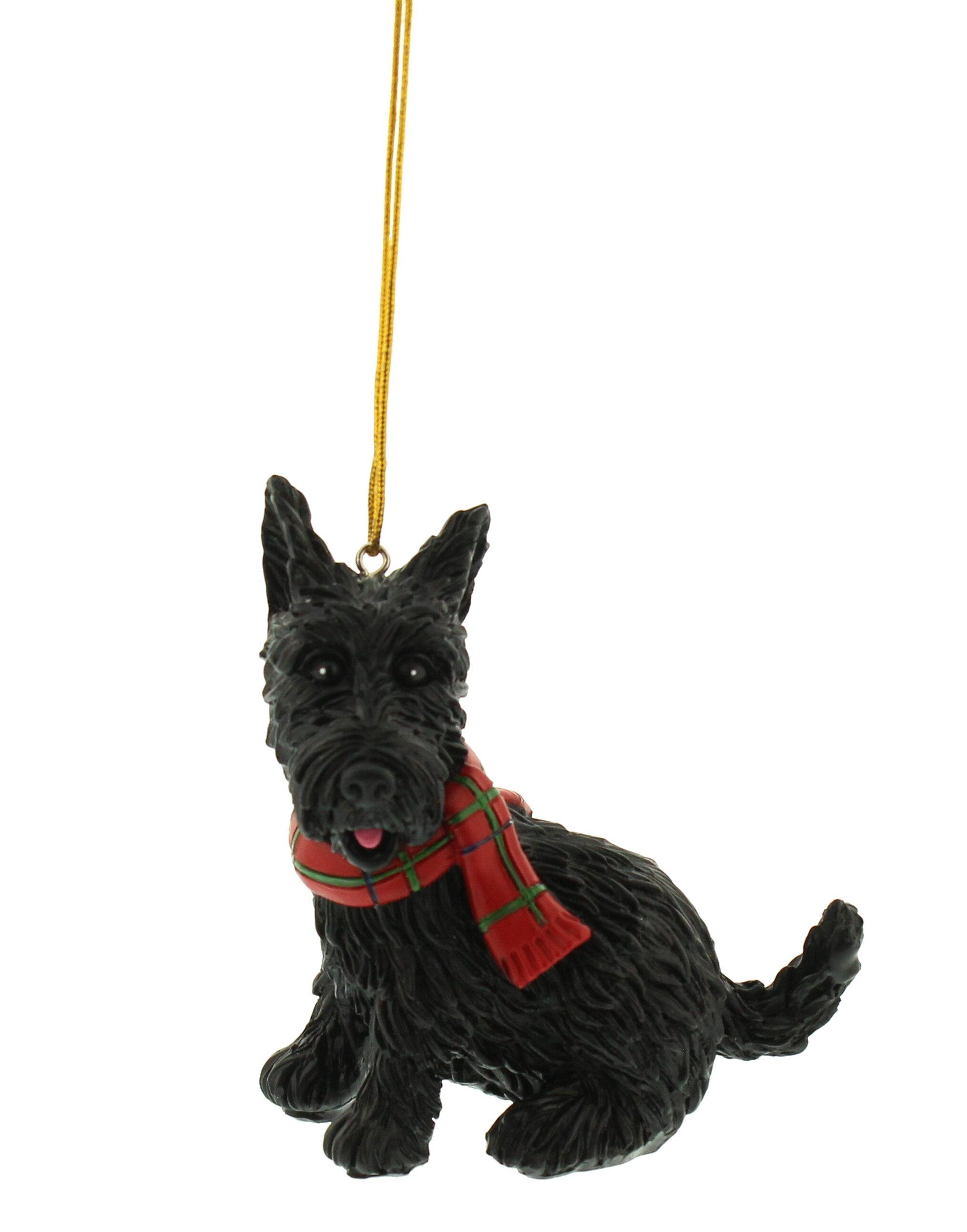 The Seasonal Aisle Scottie Dog Hanging