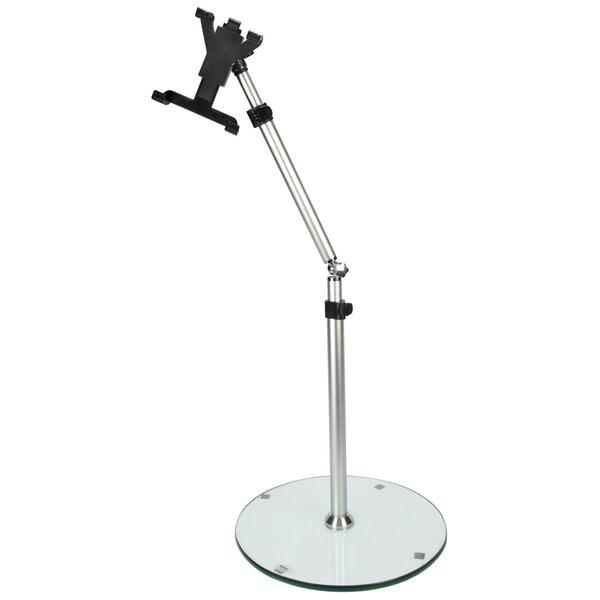 Adjustable Height Tablet Floor Stand by MegaMounts