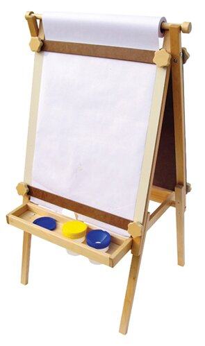Adjustable Board Easel by A+ Child Supply