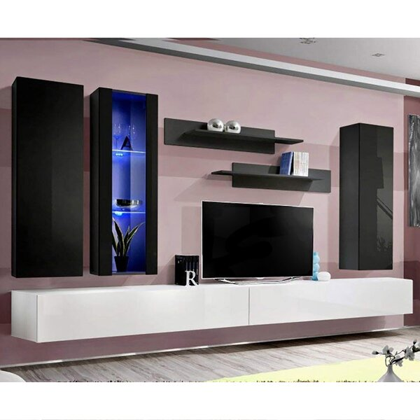 Vinyard Floating Entertainment Center For TVs Up To 88