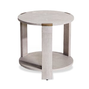 Evelyn End Table by Interlude