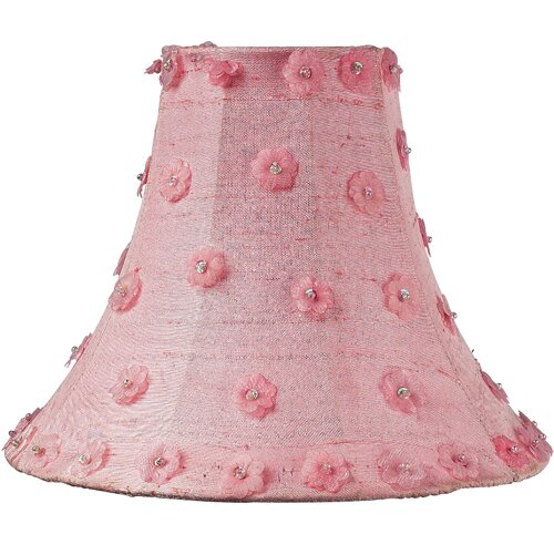 12 Silk Bell Lamp Shade by Jubilee Collection