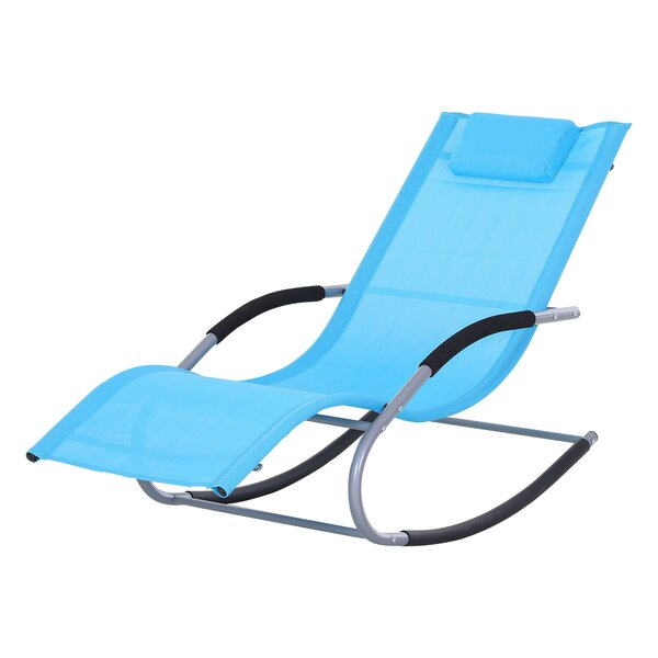 West Stockbridge Rocking Chair by Freeport Park