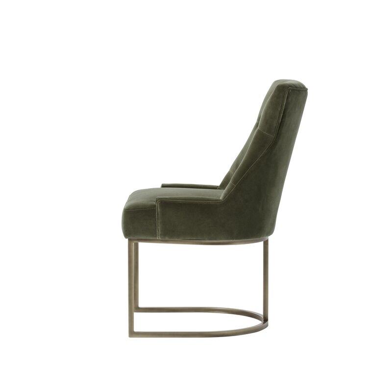 Resource Decor Rupert Upholstered Dining Chair Wayfair