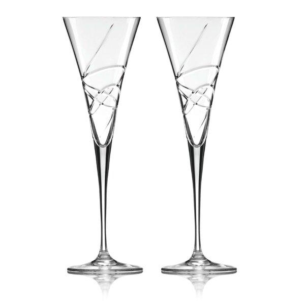 Adorn 7 oz. Champagne Flute (Set of 2) by Lenox