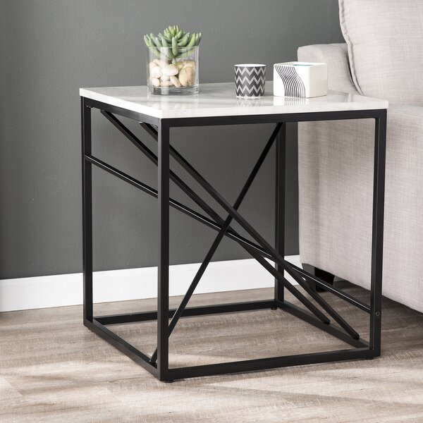 Onsted Frame End Table By Ivy Bronx
