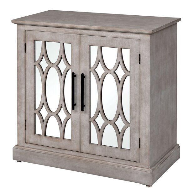 Heathfield 2 Door Accent Cabinet by Ophelia & Co. Ophelia & Co.