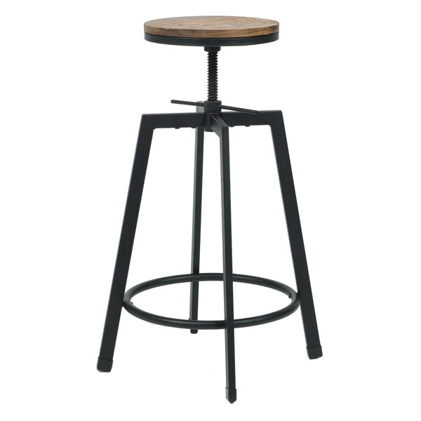 Adjustable Height Swivel Barstool (Set of 2) by Commercial Seating Products