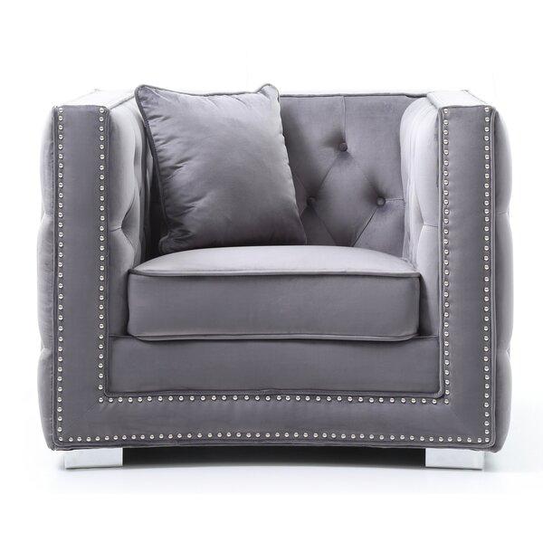 Smollin Armchair by Everly Quinn