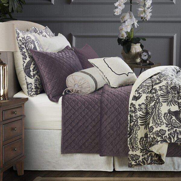 Alexandria Reversible Duvet Cover Set (Set of 6)
