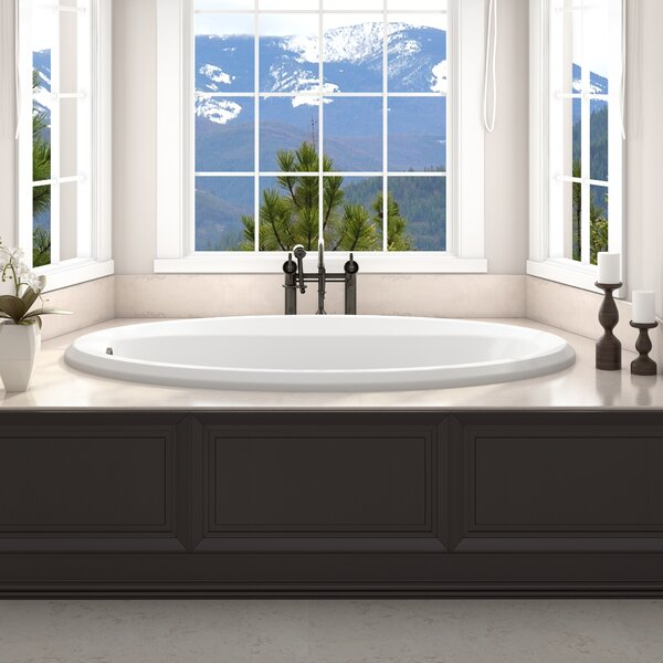 Signature® 60 x 32 Drop In Bathtub by Jacuzzi®