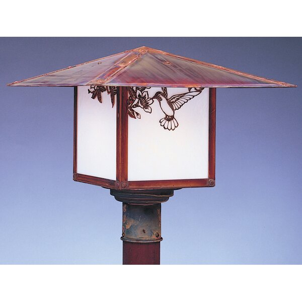 Monterey 1-Light Lantern Head by Arroyo Craftsman