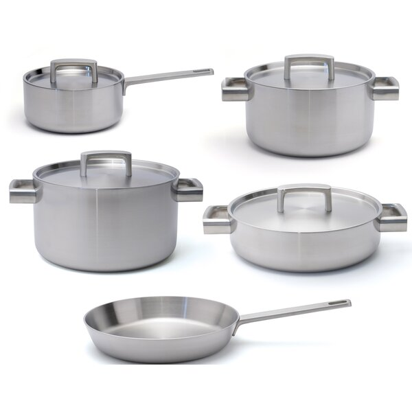 Ron 9-Piece Cookware Set by BergHOFF International