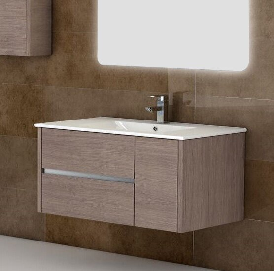 Margaux 39 Single Bathroom Vanity Set by Orren Ellis