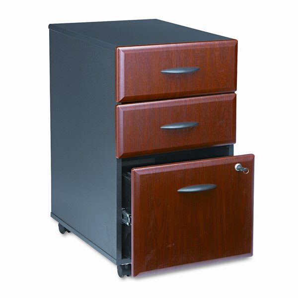 3-Drawer Mobile  File by Bush Furniture