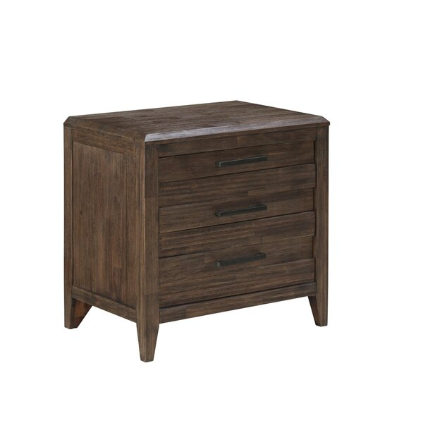 Wimbled 2 Drawer Nightstand by Ivy Bronx
