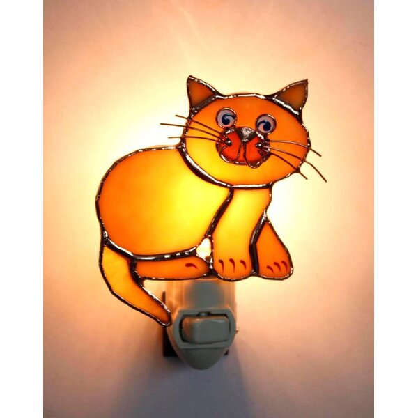 Cat Night Light by Gift Essentials