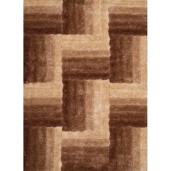 Finesse Hand-Woven Beige Area Rug by United Weavers of America