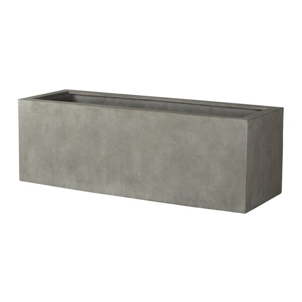 Cheslyn Fiberglass Planter Box by 17 Stories