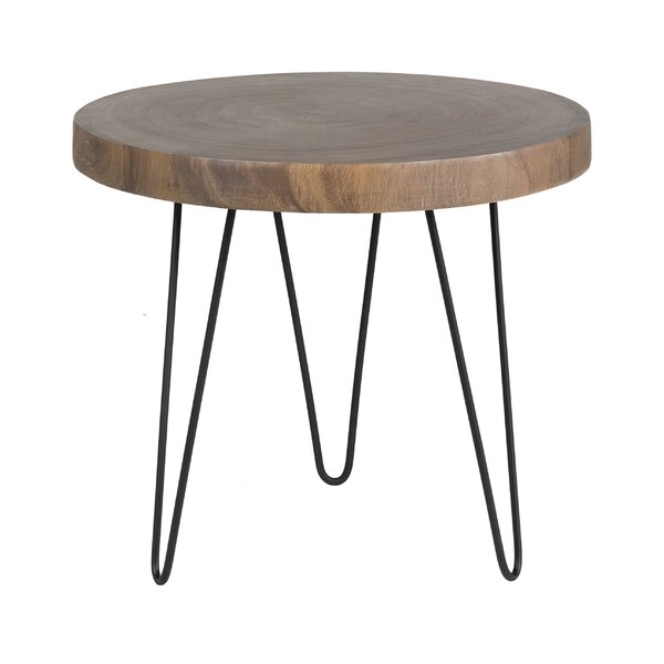 Sickels End Table by Union Rustic Union Rustic
