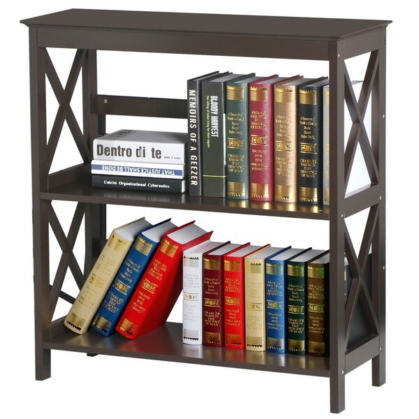 Tramel 3 Tier Storage Etagere Bookcase by Winston Porter