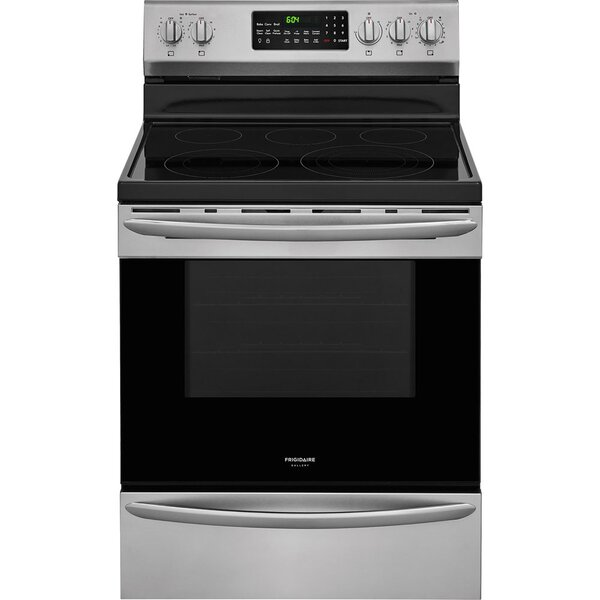 30 Free-standing Electric Range with Griddle by Frigidaire