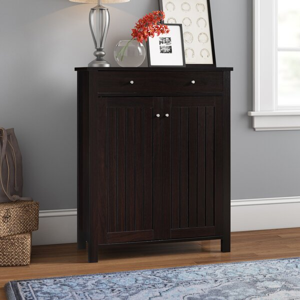 Crawfordsland 2 Door Storage Accent Cabinet by Three Posts Three Posts