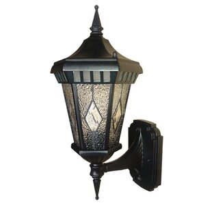 Reviews Verbier 1-Light Outdoor Wall Lantern By Beldi