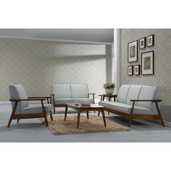 Oslo Configurable Living Room Set by Kaleidoscope Furniture