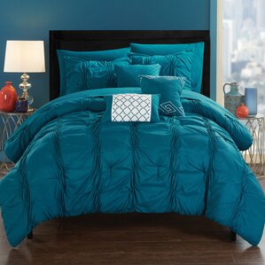 Dark Teal Comforter Set Wayfair - Dark teal bedding