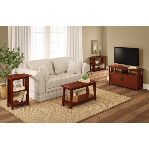 Review Kingsland TV Stand For TVs Up To 48