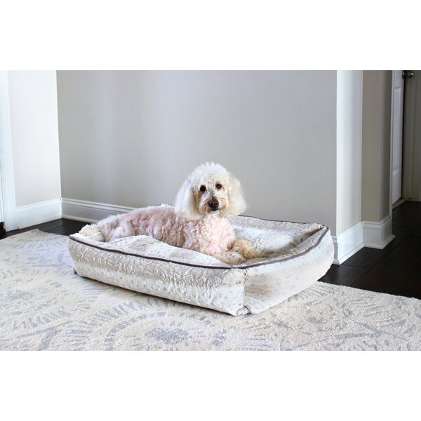 Luxe Pup Lynx Lounger Bolster by Pup IQ