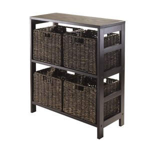 Affordable Price Champlain 4 Drawer Storage Chest By Three Posts