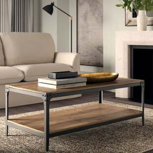 Cainsville 3 Piece Coffee Table Set Greyleigh