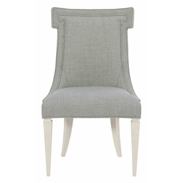 Domaine Blanc Upholstered Dining Chair (Set of 2) by Bernhardt Bernhardt