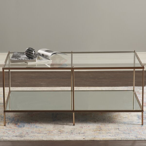 Janelle Coffee Table by Willa Arlo Interiors