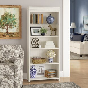 Carroll Standard Bookcase Darby Home Co Lovely