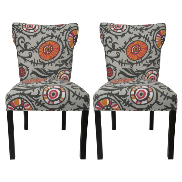 Suzani Side Chair (Set Of 2) By Sole Designs
