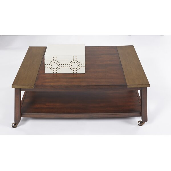 Horwitz Coffee Table by Mercury Row