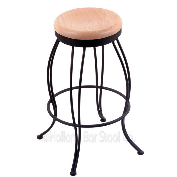 Georgian 30 Swivel Bar Stool by Holland Bar Stool