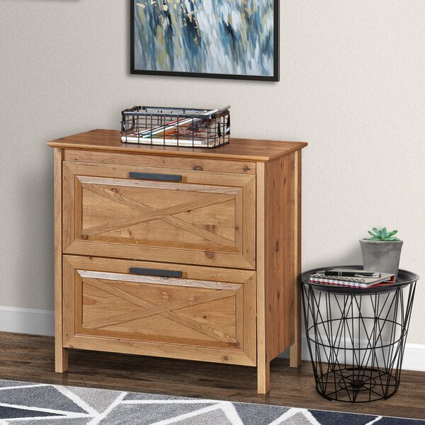 Hagberg 2-Drawer Lateral Filing Cabinet