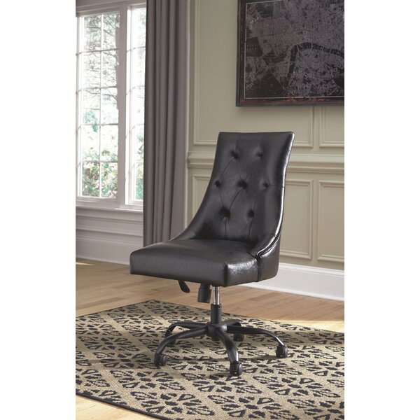 Darvin Swivel Office Chair by Charlton Home