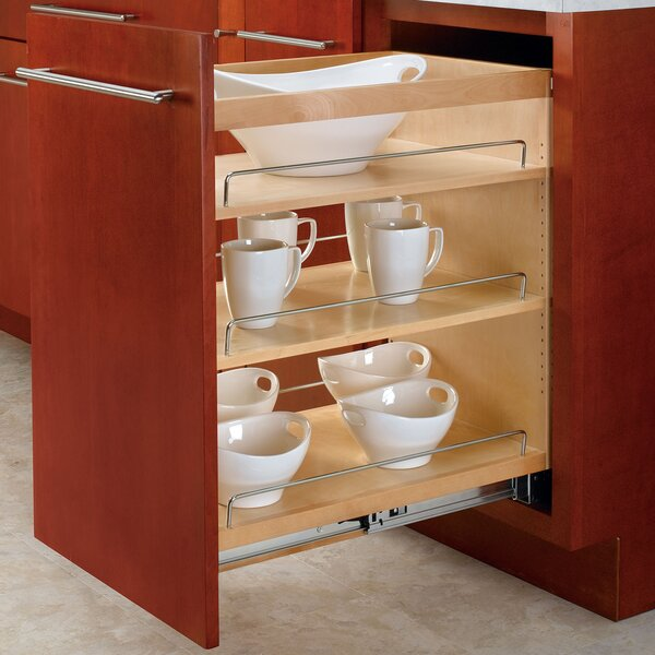 Base Cabinet Organizer by Rev-A-Shelf