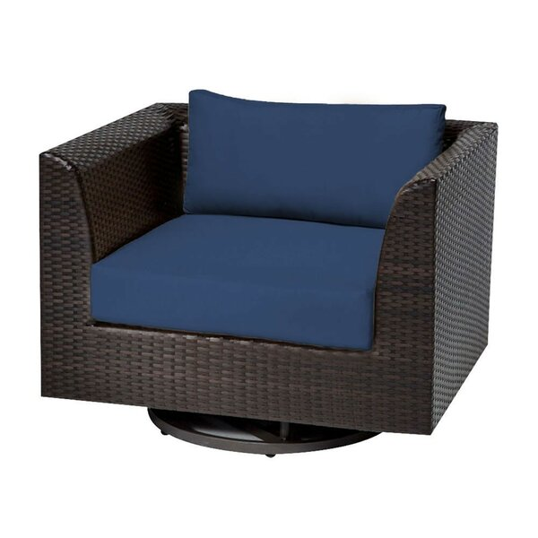 Barbados Patio Chair with Cushion by TK Classics