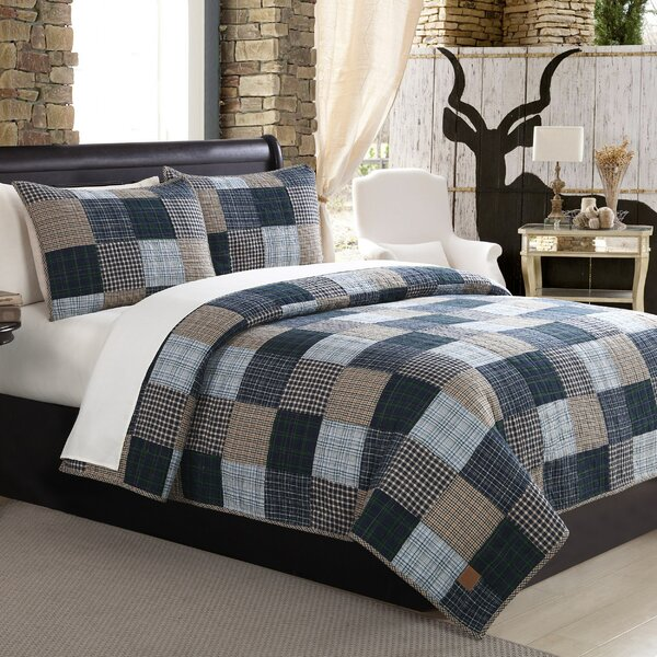 Ridgecrest Quilt Set by Mountain Home