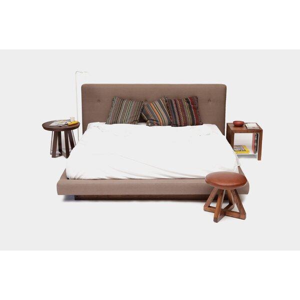 LRG Upholstered Platform Bed by ARTLESS