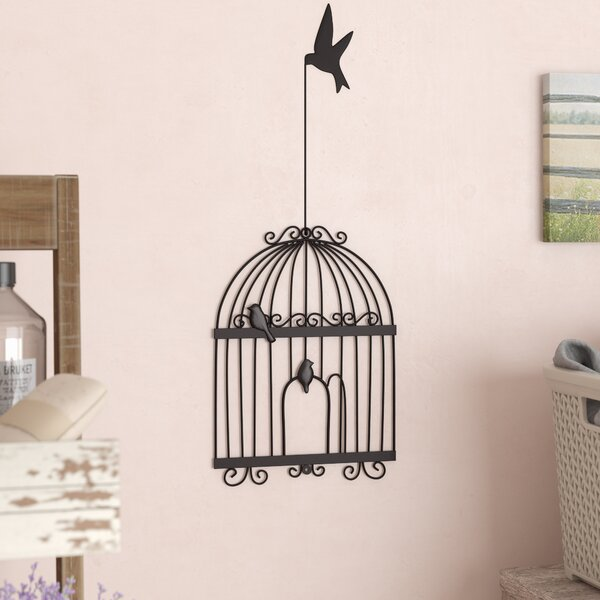 Bird Cage Wall Décor by August Grove