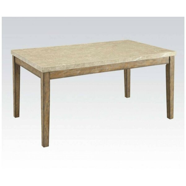 Hendry Dining Table by Andrew Home Studio Andrew Home Studio
