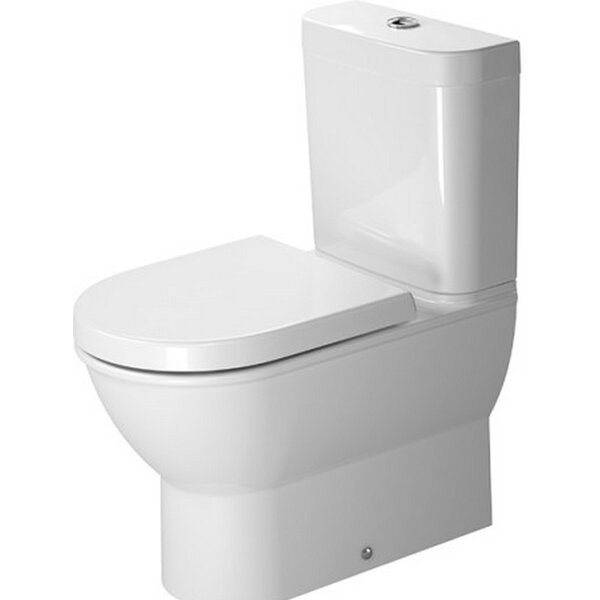 Darling New 1.6 GPF Elongated One-Piece Toilet by Duravit