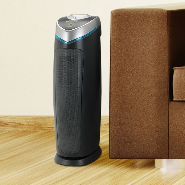 GermGuardian Room HEPA Air Purifier with Sanitizer and Odor Reduction by Guardian Technologies